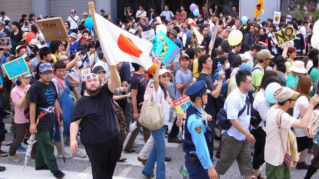Rebuilding Japan's democracy after the 'triple disasters'