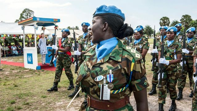 Peace Support: A New Concept for UN Peacekeeping?